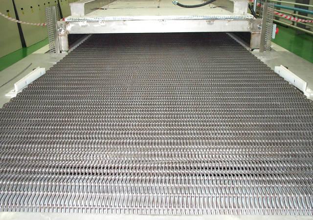 belt conveyor furnace