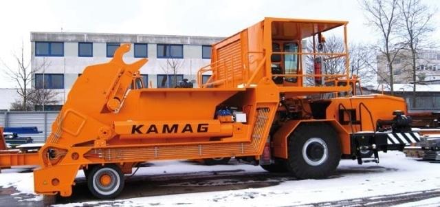 Displacement measurement on slag transporter