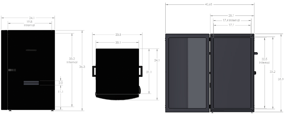Enclosure Dimensions