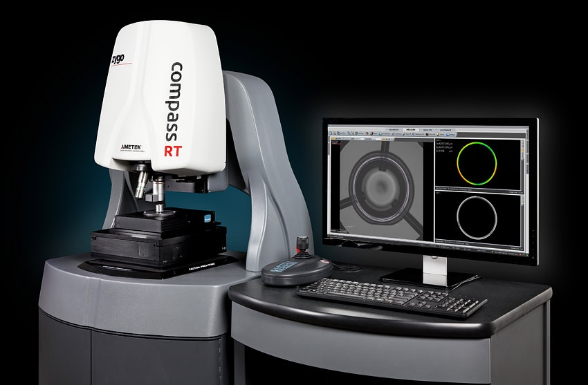 Compass™ RT - Provides precision metrology of micro lens relational/dimensional parameters, plus general profilometry applications.