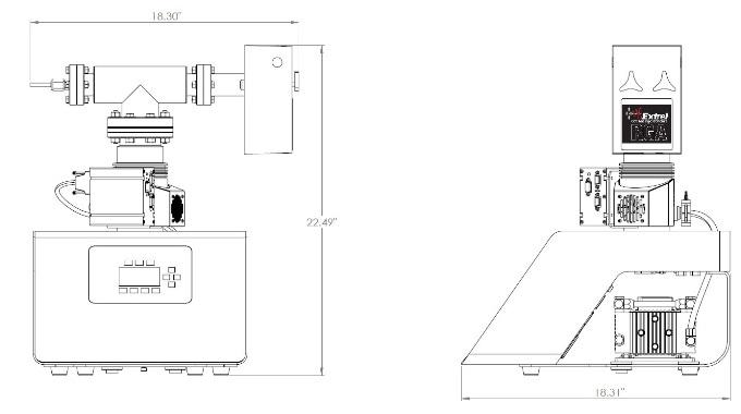 MAX 300-CAT Laboratory Gas Analyzer