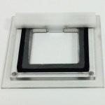 "MC-FSWH2S 1.5"" Square Holder for Flipscribe"
