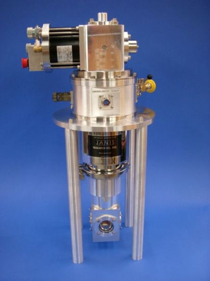 SHI-4 1 Watt Optical 4 K Cryostat