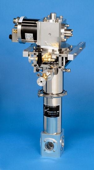 SHI-4XG-5 Low Vibration Interface 4 K Cryostat