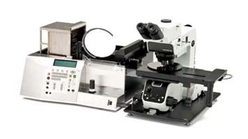 MX63 combined with the AL120 wafer loader (200 mm version)