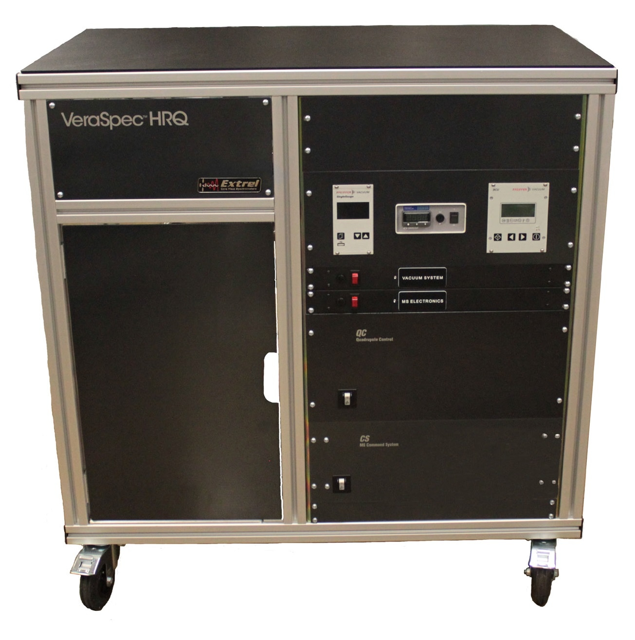 VeraSpec HRQ A high resolution quadrupole mass spectrometer for the nuclear, gas production and fuel cell industries.