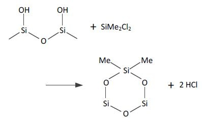 Chemical reaction scheme for methylation of hydroxyl groups