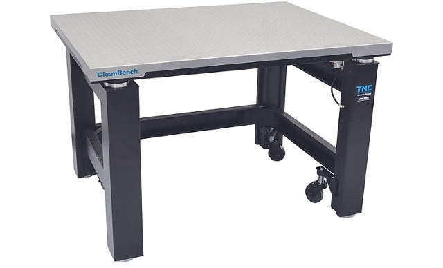 CleanBench™ Laboratory Vibration Isolation Table from TMC
