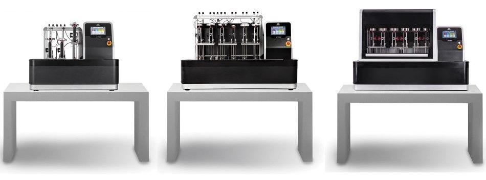 HV3S, HV6M, HV6X HDT and Vicat Testers