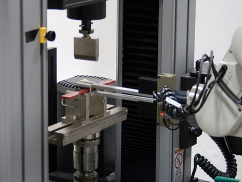 AT6 6-Axis Robotic Testing System for Plastics