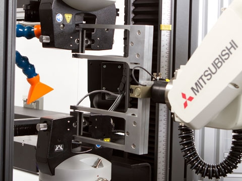 AT6 6-Axis Robotic Testing System for Sutures