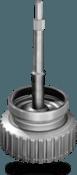 Gear shaft (laser welding)