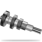 Gear shaft (joining)