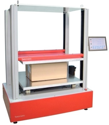 Machines to test complete boxes are also available