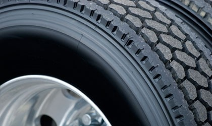 Thermal Analysis of Tires
