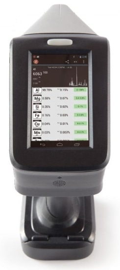 The Z handheld analyzer
