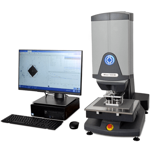Vickers and Knoop Hardness Tester