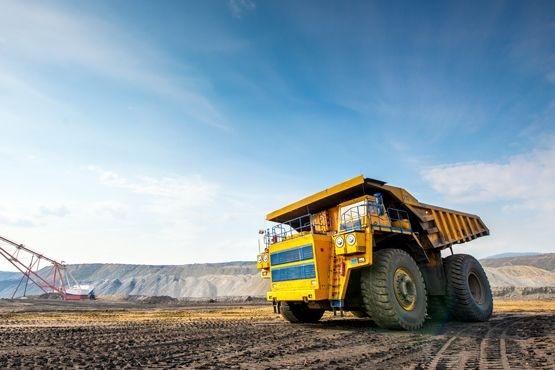Calcite in coal