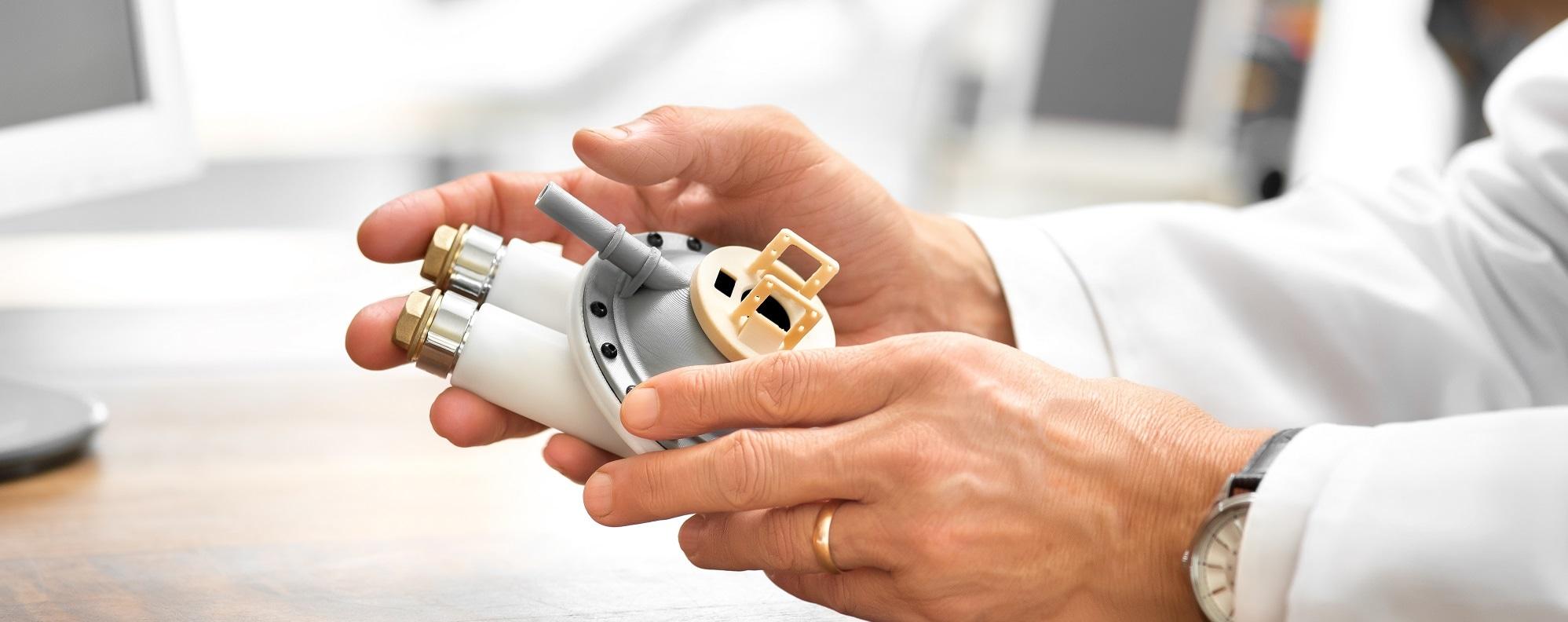 3D Printing – Constructing an Artificial 3D Heart Using the Zortrax M200