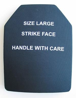 SAPI Body Armor Plate.