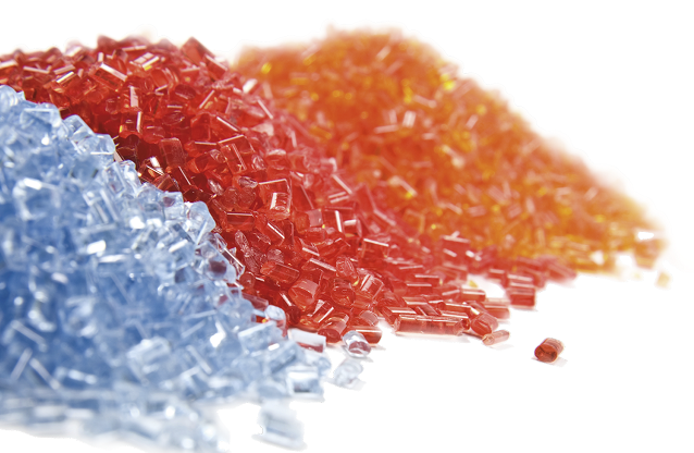A wide range of polymers is available commercially, including thermoplastic polymers and thermoplastic elastomers as well as elastomers and thermosets.