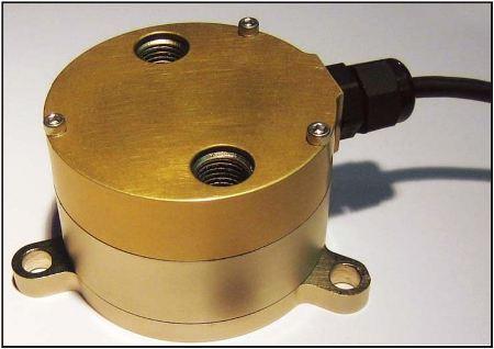 Micro-ESR Sensor is contained in a high-Q ceramic resonant