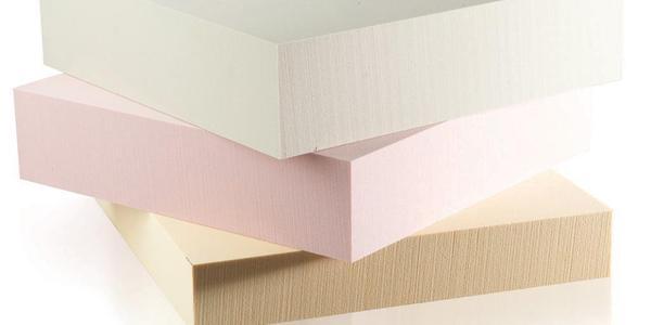 Polyurethane foam stack