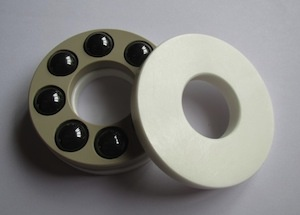 Ceramic Thrust Bearing.