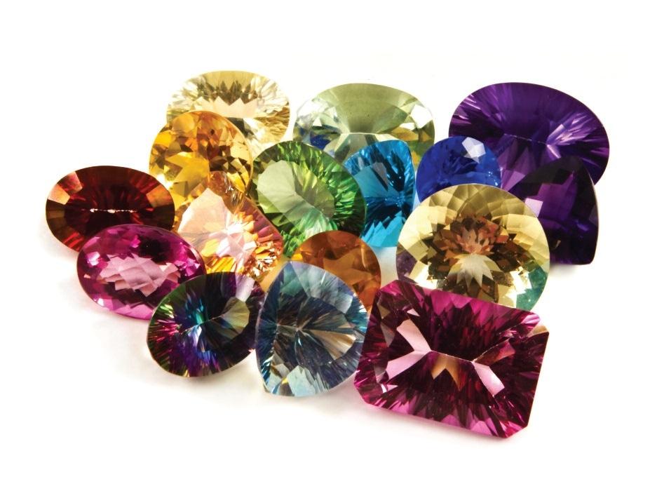 Analysis of Gemstones Using EDXRF