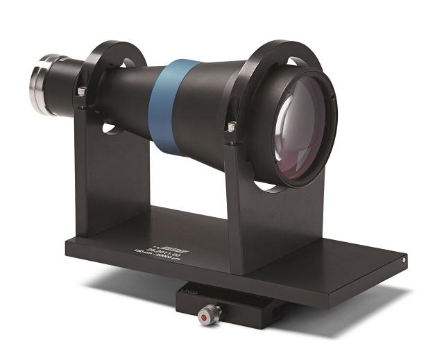 Standard telecentric lens