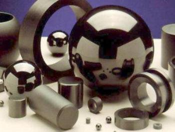 Silicon nitride bearings