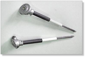 Thermocouples are the most widely used temperature measuring devices.