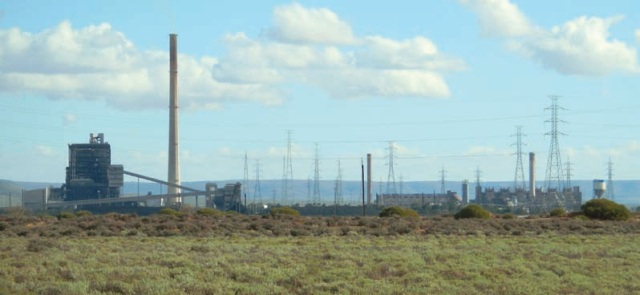 Northern Power Station in Port Augusta switched from bottled hydrogen to an on-site hydrogen generator to supply its two 260MW turbines with cooling gas