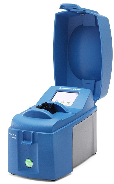 Q3050 portable kinematic viscometer.