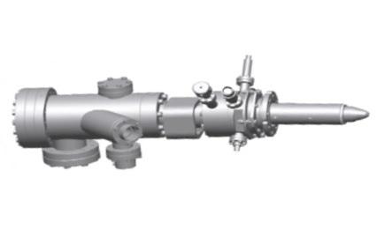Kratos' Minibeam 6 multi-mode gas cluster ion source
