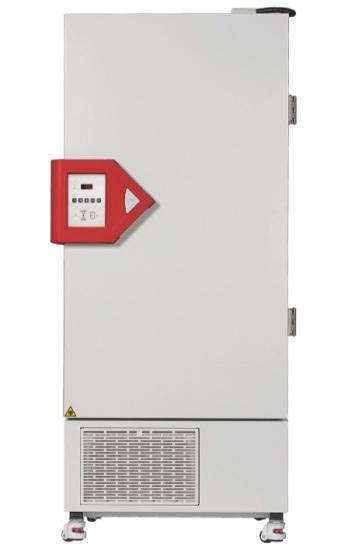 BINDER's UF V ultralow temperature freezer
