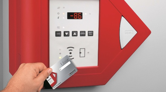 Personalized access control via RFID
