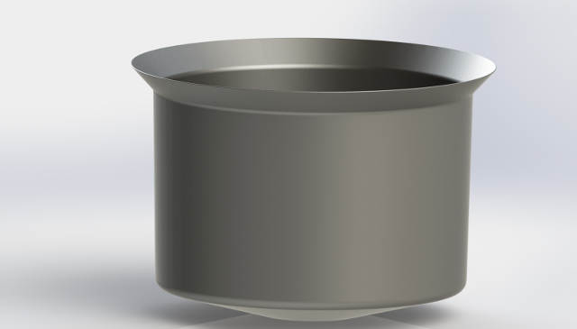 """""""H.C. Starck can manufacture a wide-range of diameter, height and thickness crucible sizes to suit our customers"""