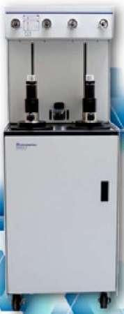 Micromeritics' AutoPore IV mercury porosimeter