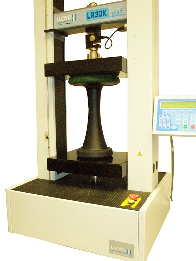OneLeg and LR30KPlus materials tester