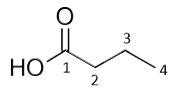 Compound 3 – butyric acid