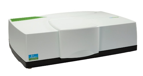 LAMBDA high performance UV/Vis/NIR spectrophotometer.