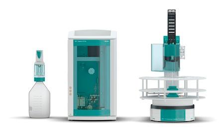Compact Flex IC w/sequential suppression, 858 Professional Sample Processor, and conductivity detector