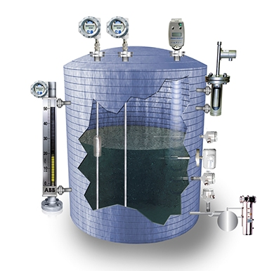 Level Measurement determines the position of the level relative to the top of bottom of the process fluid storage vessel. A variety of technologies can be used, determined by the characteristics of the fluid and its process conditions.