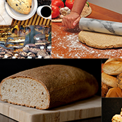 Various bakery products and steps of manufacture