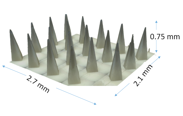 Microneedles for drug delivery