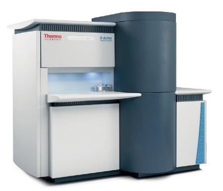 Thermo Scientific K-Alpha XPS system
