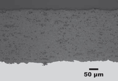 Microstructural analysis for Thermally Sprayed Coatings
