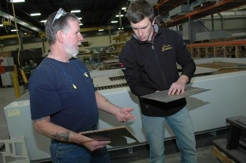 Waterjet Cutting Automotive Components for Gopher Motorsports Formula SAE Race Car