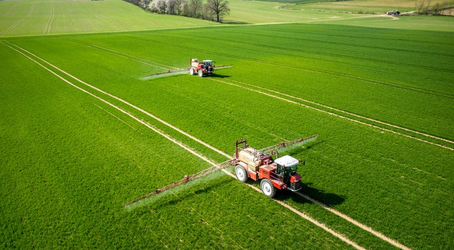 Agrochemicals enable the optimization of crop yields